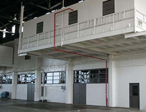 Repair Hangar C High Bay, Facility 1348 (SABER 1)
